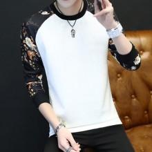 [PRE-ORDER] Men Korean Style Raglan Shirt