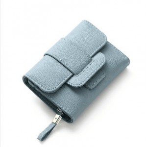 Women Everyday Multi-Functional Three-Fold Wallet
