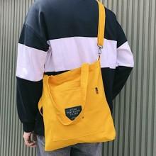 [PRE-ORDER] Men Japanese Messenger Multi-purpose Shoulder Sling Canvas Bag