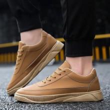 [PRE-ORDER] Men England Cashmere Warm Lace Casual Shoes