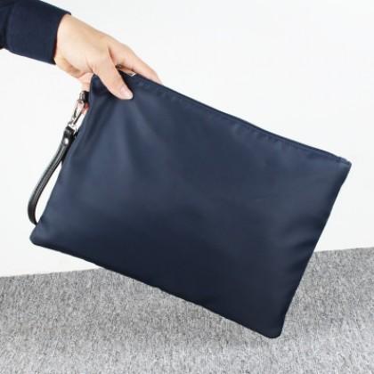Men Leisure Waterproof Nylon Oxford Handbag