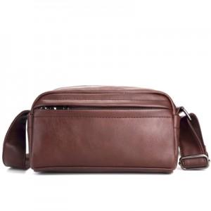 [PRE-ORDER] Men Pockets Casual Retro Street Style Shoulder Bag