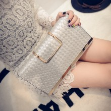 [PRE-ORDER] Women Autumn Models New Knit Hand Bag Purse Envelope Bag