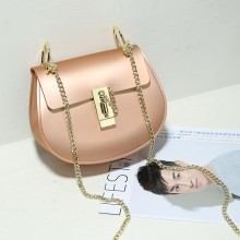 [PRE-ORDER] Women  Matte Jelly Bag Chain Bag Messenger Bag Handbag