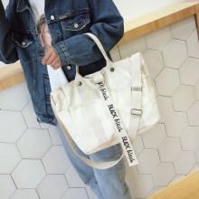 [PRE-ORDER] Women Wild High-Capacity Messenger Bag, Student Art bag