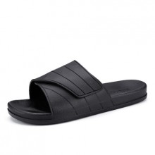[PRE-ORDER] Men Flip Drag Slippers, Trendy Beach Bathroom Indoor Thick Bottom