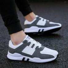 [PRE-ORDER] Men Winter Plus Velvet Padded Cotton Sports Shoes