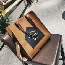 [PRE-ORDER] Women Autumn New Tide Large Messenger Capacity Bag