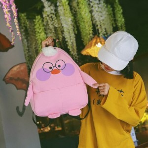 [PRE-ORDER] cute shoulder cartoon Backpack
