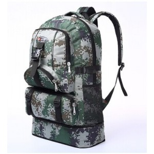 [PRE-ORDER] Men Camouflage Riding Outdoor Travel Backpack
