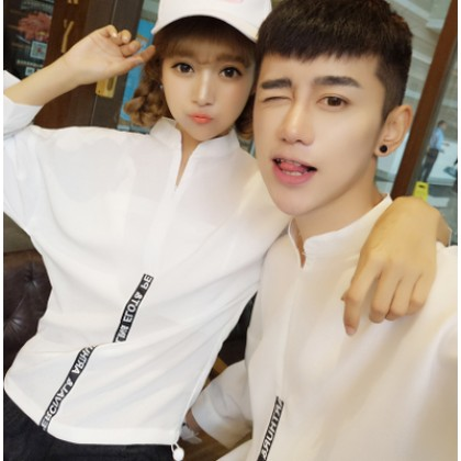 Men Short-Sleeved Shirt Students Graduation Class Clothes