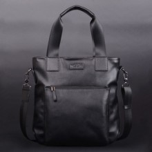 [PRE-ORDER] Men Hand Casual Shoulder Travel Soft Leather Briefcase Bag