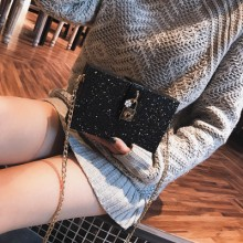 [PRE-ORDER] Women New  Tide of the Simple Wild Chic Messenger Shoulder Bag