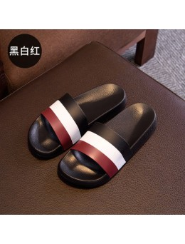 [PRE-ORDER] Men Fashion Trendy Beach Casual Home Indoor and Outdoor Bath Slippers  Shoes