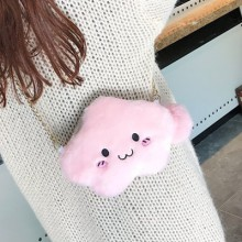[PRE-ORDER] Women New Korean Version of Wild Push Chain Bag Cell Phone Bag