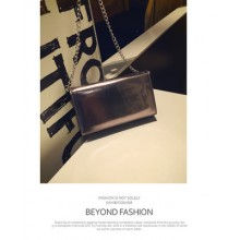 [PRE-ORDER] Women Korean Fashion Mini Small Square Light Leather Handbag Shoulder Messenger Bag