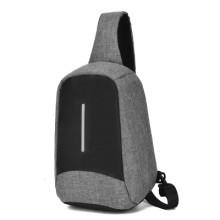 [PRE-ORDER] Men  Fashion Trend Messenger Bag  Anti-Theft Chest Bag
