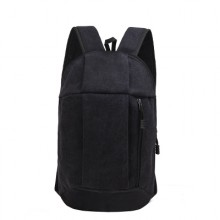 [PRE-ORDER] Men Canvas Mini  Shoulder Bag Outdoor Travel Sports Backpack