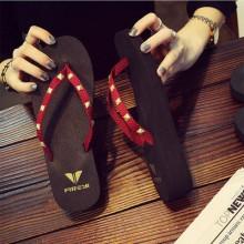 [PRE-ORDER] Women Slippery With Flip-Flops Summer Slip Non-slip Cute Thick Beach Shoes