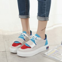 [PRE-ORDER] Women New Wild Casual Lace Canvas Sneakers Students Running Shoes