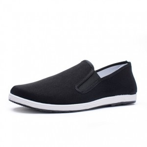 Men's Korean Warm Shoes Students Canvas Shoes Sports Shoes