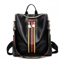 [PRE-ORDER] Women Soft Leather Multi Function Travel Backpack