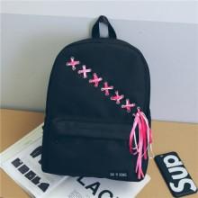 [PRE-ORDER] Women Campus Casual Canvas School Backpack
