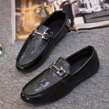 [PRE-ORDER] Men Korean Casual PU Leather Formal Office Shoes