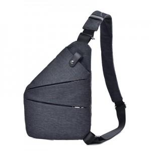 Men Chest Messenger Sports Multi-functional Shoulder bag