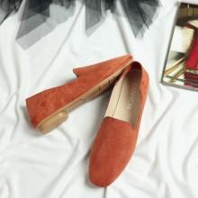 [PRE-ORDER] Women Plain Color Simple Basic Working Office Shoes