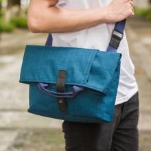 [PRE-ORDER] Men Shoulder Messenger Casual Canvas Multifunction Sling Bag