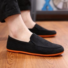 [PRE-ORDER] Men Basic Design Comfortable Canvas Casual Shoes