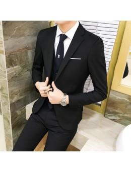 [PRE-ORDER] Men's Formal Suit Slim Casual Wedding Blazer Coat