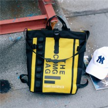 [PRE-ORDER] Korean Multi-Function Campus Water Repellent Shoulder Handbag Backpack