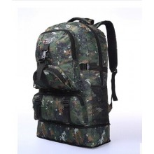 [PRE-ORDER] Men's Camouflage Army Outdoor Camping Travel Backpack