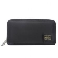 [PRE-ORDER] Men's Casual Card Holder Zippered Long Wallet