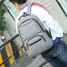 [PRE-ORDER] Men's Fashion Bag Trend Laptop Bag Unisex Student Backpack