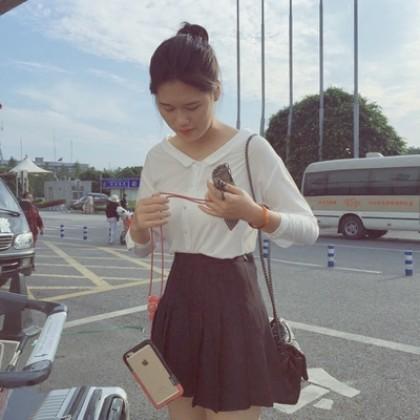 Korean High Waist Short Mini Skirts