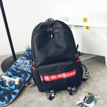 Men's Teen Trend Large Capacity Student Travel Couple Back Pack