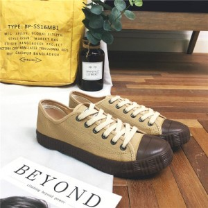 [PRE-ORDER] Men's Teen Trend Casual Canvas Shoes Couple Sneaker Shoes