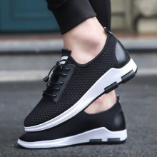Men's Breathable Comfort Wear Sports Casual  Running Rubber Shoes