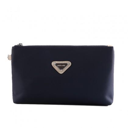 Men's Nylon Fashion Small Mobile Phone Bag Hand Bag Unisex Clutch Bag