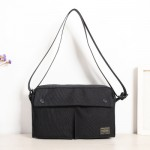 [PRE-ORDER] Men's High Quality Waterproof Messenger Bag Street Fashion Unisex Shoulder Cross Body Bag