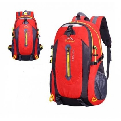 fbb9be47f3e1 Men's High Capacity Lightweight Travel Bag Outdoor Camping Unisex Hiking  Backpack