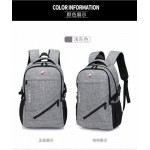 [PRE-ORDER] Men's Lightweight Young Fashion Trend Laptop Bag Travel Outdoor Couple Backpack