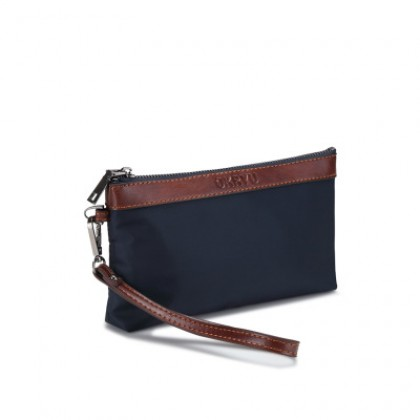 Men's Oxford Waterproof Canvas Clutch Hand Bag Guy Fashion Phone Bag Wallet