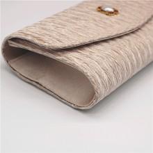 Women Fish Scale Design Classic Clutch Bag Rectangle Fashion Purse Bag