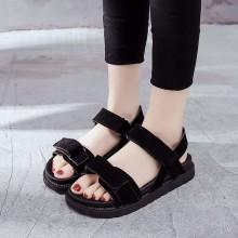 Women Roman Sandals Thick Soled Summer Beach Fashion  Plus Size Sandals