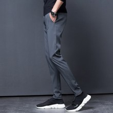 Men's Sports Long Pants Slim Fit Male Fashion Trend Plus Size Pants