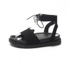 Women Roman Casual Sandals Open Toe Thick Bottom Plus Size Sandals